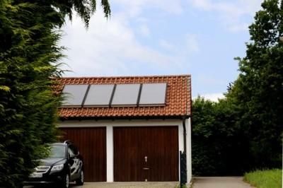 garage solaranlage