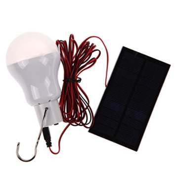 Mobile LED Solarlampe Chinatera