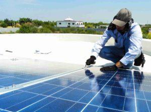 solaranlage bauen bausatz