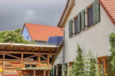 solaranlage für die steckdose