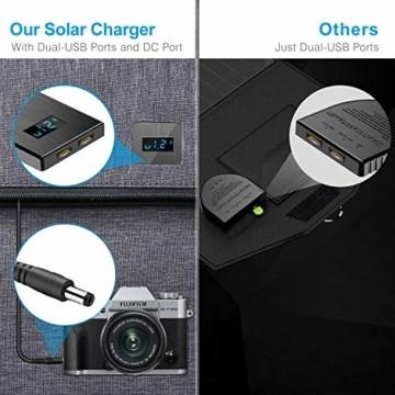 USB solarladegeraet